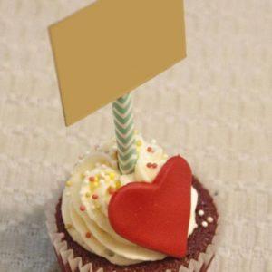 Red Velvet Cupcakes (Set of 12)