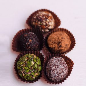 Assorted Truffles (Set of 16)