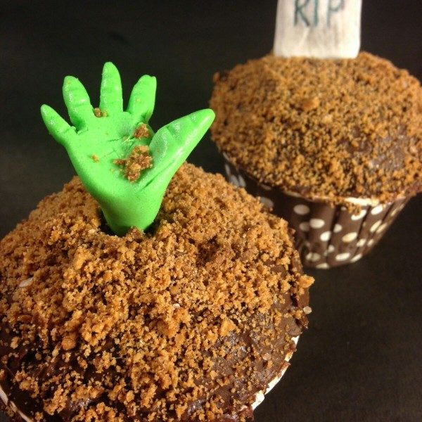 The Evil Dead Cupcakes (Set of 12)