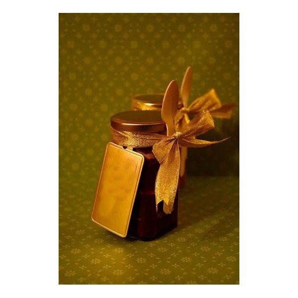 Dark Chocolate Dessert Jars (Set of 2)