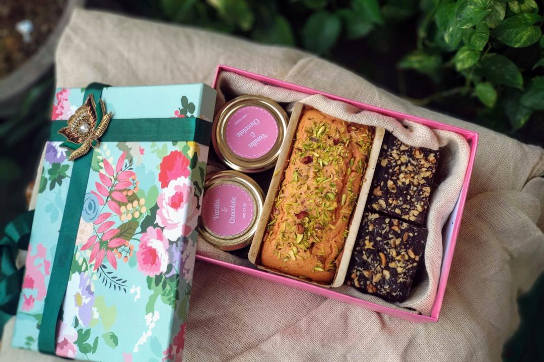 Premium Desserts Diwali Hamper Box