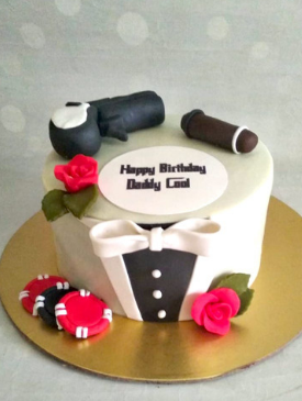 Godfather Theme Cake