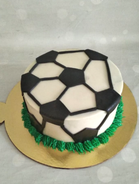 Cake for a Football Lover