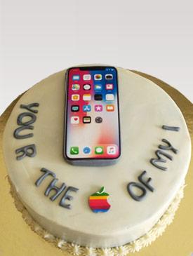 IPhone X Cake