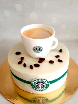 Starbucks Americano Cake